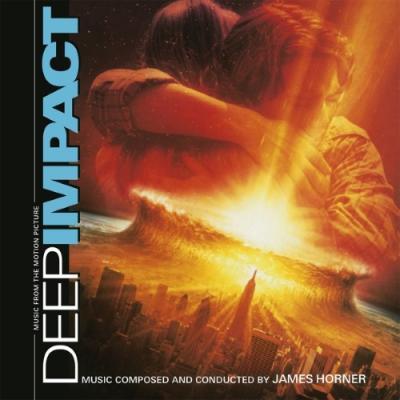 Deep Impact (OST by James Horner) (2LP)