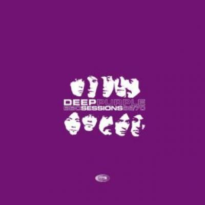 Deep Purple - BBC Sessions (1968 - 1970) (Deluxe 2LP+2CD) (cover)