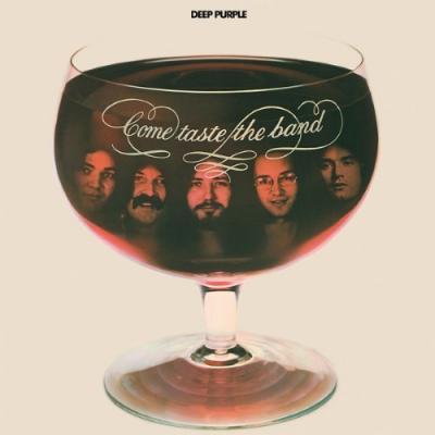 Deep Purple - Come Taste The Band (Purple Vinyl) (LP)