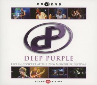 Deep Purple - Live At Montreux (CD+DVD) (cover)