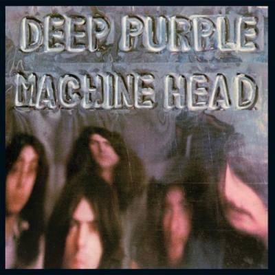 Deep Purple - Machine Head (Purple Vinyl) (LP)