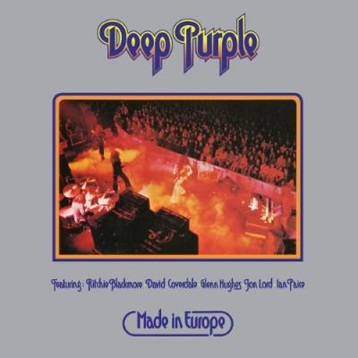 Deep Purple - Made In Europe (Purple Vinyl) (LP)
