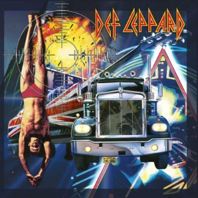 Def Leppard - CD Collection (Vol.1) (7CD)