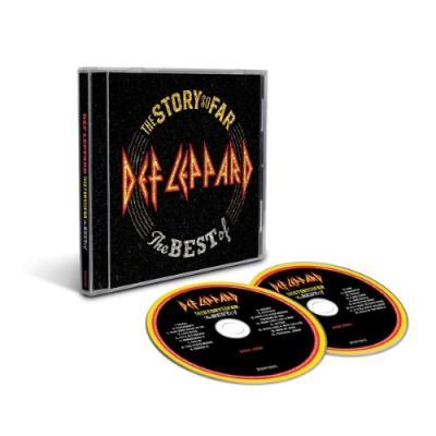 Def Leppard - Story So Far... (Best of) (2CD)