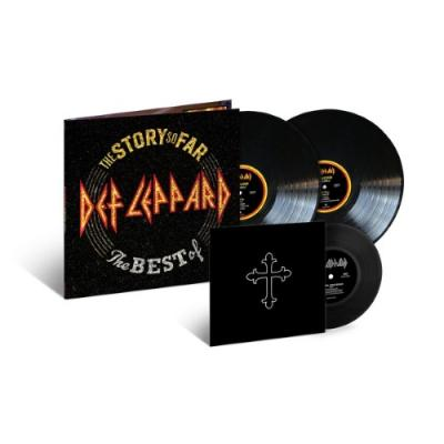 "Def Leppard - Story So Far... (Best of) (2LP+7"")"