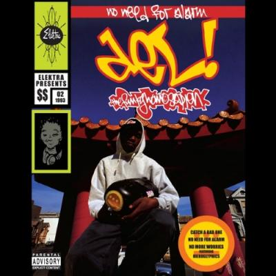 Del Tha Funkee Homosapien - No Need For Alarm (LP)