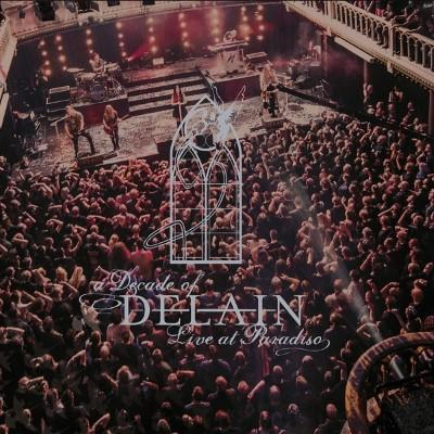 Delain - A Decade of (Live At Paradiso) (2CD+BluRay+DVD)