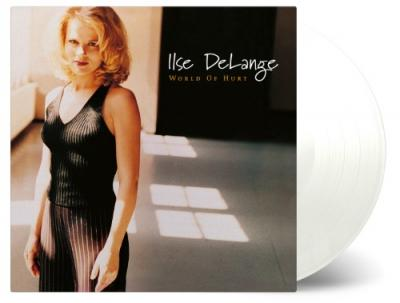 Delange, Ilse - World of Hurt (Transparent Vinyl) (LP)