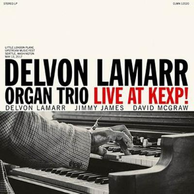 Delvon Lamarr Organ Trio - Live At KEXP! (LP)