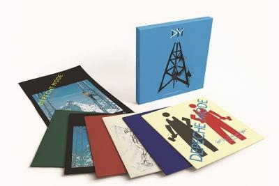 "Depeche Mode - Construction Time Again (The 12"" Singles) (6LP)"