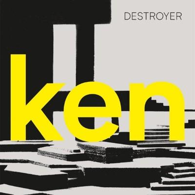 """Destroyer - Ken (Yellow Vinyl) (LP+7"""")"""