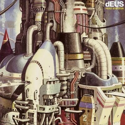 Deus - Pocket Revolution (cover)