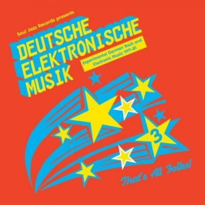 Deutsche Elektronische Musik 3 (3LP)