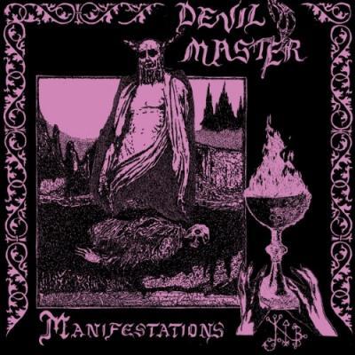 Devil Master - Manifestations (LP)