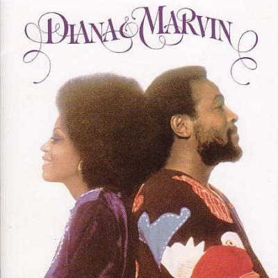 Ross, Diana / Gaye, Marvin - Diana & Marvin (cover)