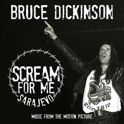 Dickinson, Bruce - Scream For Me Sarajevo