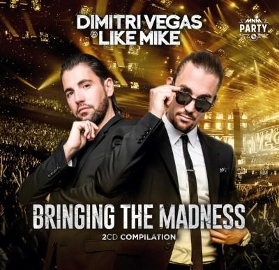 Dimitri Vegas & Like Mike - Bringing The Madness (Vol. 3) (2CD)