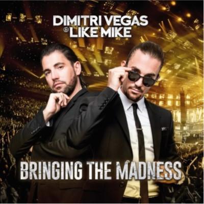 Dimitri Vegas & Like Mike - Bringing The Madness (Vol. 3) (2LP)