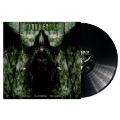 Dimmu Borgir - Enthrone Darkness Triumphant (LP)