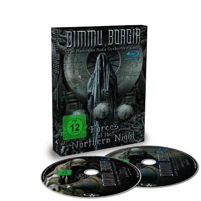 Dimmu Borgir - Forces of the northern night (BluRay)