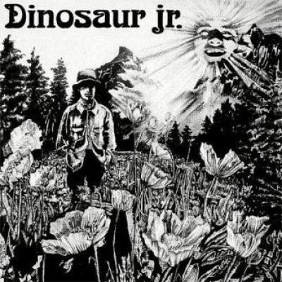 Dinosaur Jr. - Dinosaur Jr. (LP) (cover)