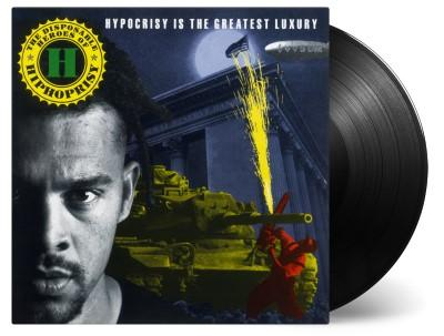 Disposable Heroes of Hiphoprisy - Hypocrisy is the Greatest Luxury (2LP)