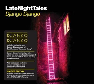 Django Django - Late Night Tales (cover)