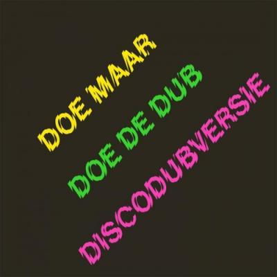 Doe Maar - Doe De Dub (Discodubversie) (Green Vinyl) (LP+CD)
