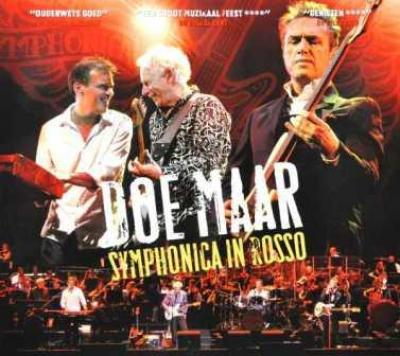 Doe Maar - Symphonica In Rosse (2CD+DVD) (cover)