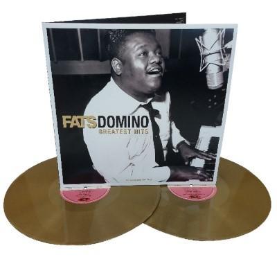 Domino, Fats - Very Best of (Gold Vinyl) (2LP)
