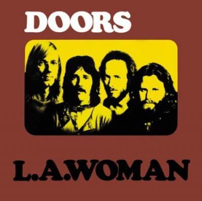 Doors - L.a. Woman (LP) (cover)