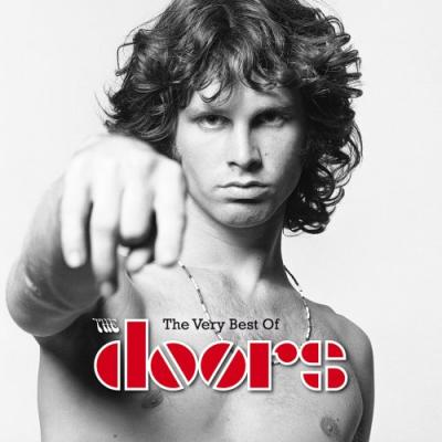 Doors, The - The Very Best Of (2CD) (cover)