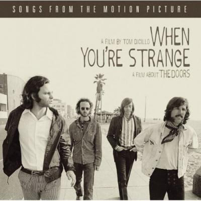 Doors, The - When You're Strange (OST) (cover)