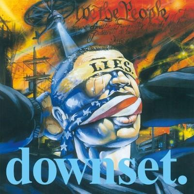 Downset - Downset (LP)