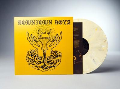 Downtown Boys - Cost of Living (Gold Vinyl) (LP)