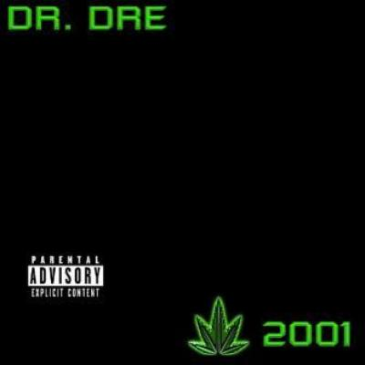 Dr. Dre - Chronic 2001 (cover)