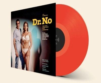 Dr. No (OST) (Solid Red Vinyl) (LP)