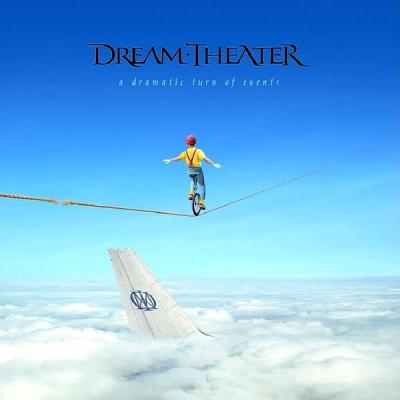 Dream Theater - A Dramatic Turn Of Events (2LP) (cover)