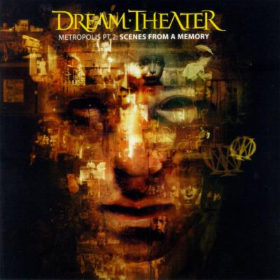Dream Theater - Metropolis Part 2: Scenes From A Memory (cover)