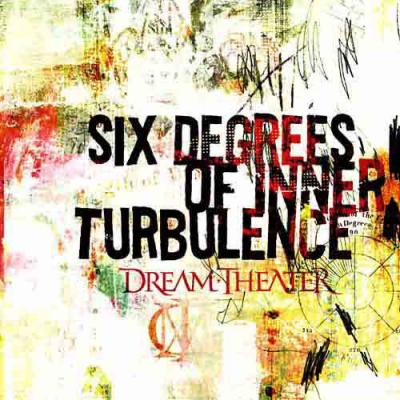 Dream Theater - Six Degrees Of Inner Turbulence (cover)
