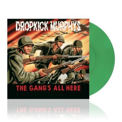 Dropkick Murphys - Gang's All Here (St. Patrick's Day Version) (Green Vinyl) (LP)