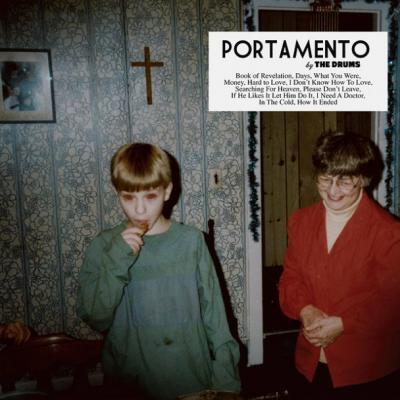 The Drums - Portamento (LP) (cover)