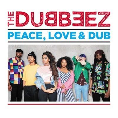 Dubbeez - Peace, Love & Dub (Coloured Vinyl) (LP)