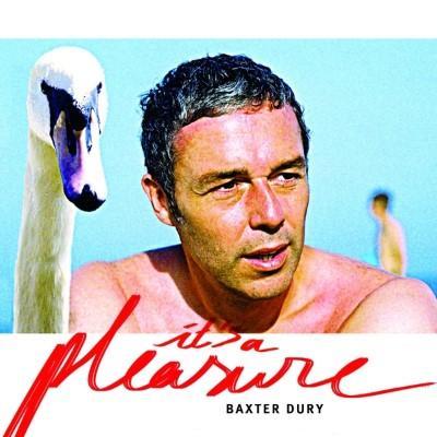 Dury, Baxter - Its A Pleasure (LP)