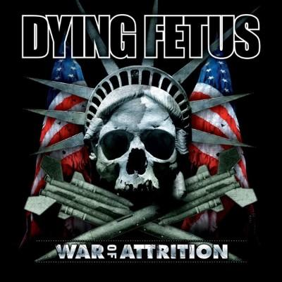 Dying Fetus - War Of Attrition (LP+Download)