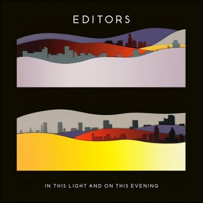 Editors - In This Light And On This Evening (LP) (cover)