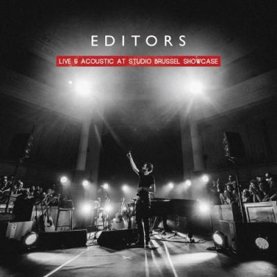 Editors - Live & Acoustic At Studio Brussel Showcase (2LP)