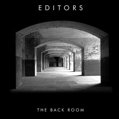 Editors - The Back Room (cover)