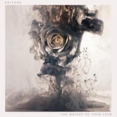Editors - The Weight Of Your Love (LP) (cover)