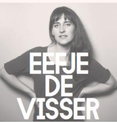 Eefje De Visser - Het Is (LP) (cover)